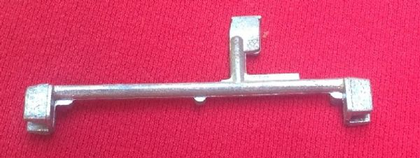 Dinky Toys 355 - Original - Lunar Roving Vehicle Axle connecting link rod to Front and Rear Axles